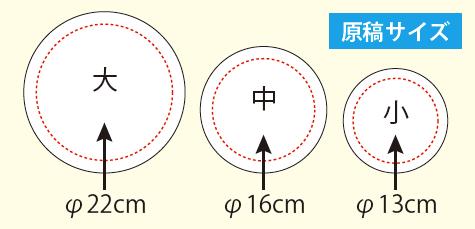 プリ皿原稿サイズ